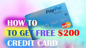 Valid Free Visa Credit Card Numbers With Money on Them 10 - News