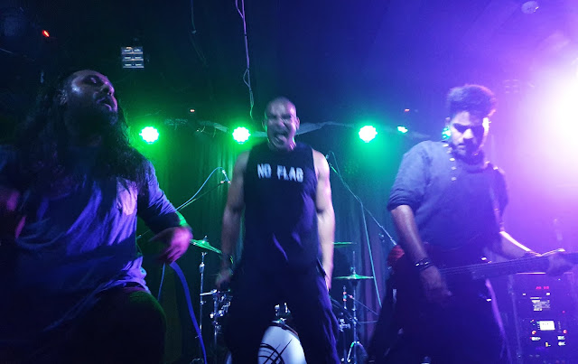 Bloodywood at Rebellion Manchester 2019