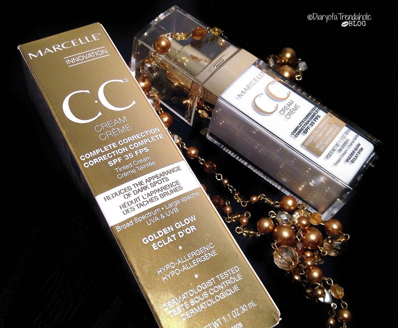 BB Cream Golden Glow by marcelle #5