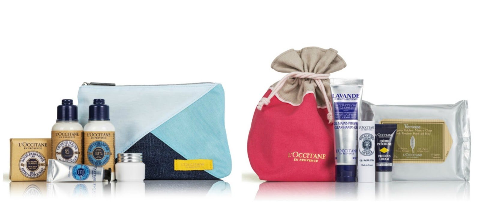 l'occitane summer gift set guide for all budgets shea butter summer rescue collection festival beauty essentials