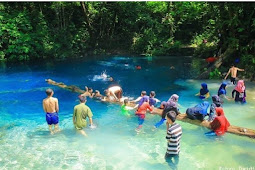 Danau kaco, keindahan alam ditengah hutan yang masih misterius