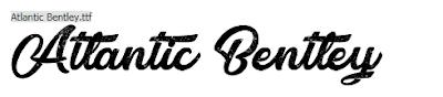 Nama Font yang keren membuat Typography ala kekinian