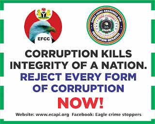 EFCC Not Working With The ECAPI, Warns Them From Using Their Name And Logo
