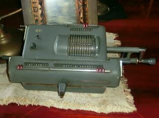 アンティーク計算機