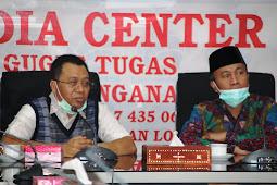 Fauzan Khalid Sambut Silahturahmi Zulkieflimansyah dan Forkopimda ke Lombok Barat