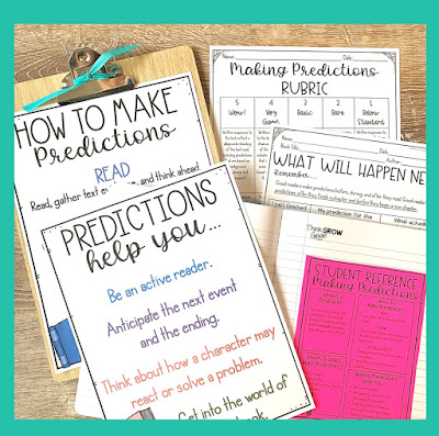 4 Simple Ways to Teach Students to Make Meaningful Predictions
