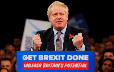 Johnson Boris: Election Campaign Launched Against Opposition By Prime Minister
