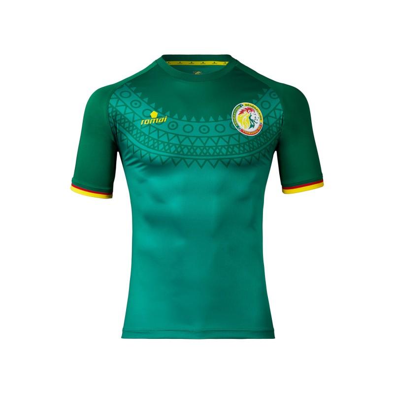 630b104985f Super Punch  Senegal national team soccer jerseys