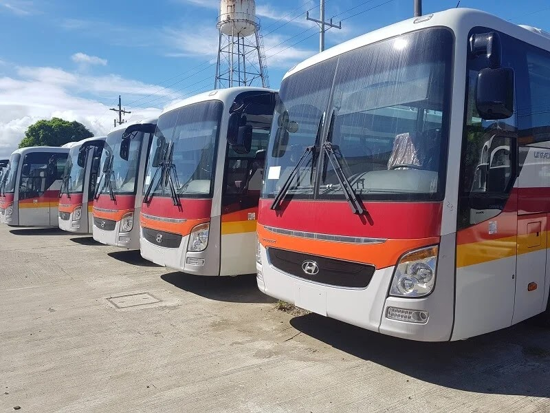Victory Liner Adds 50 Hyundai Buses To Fleet