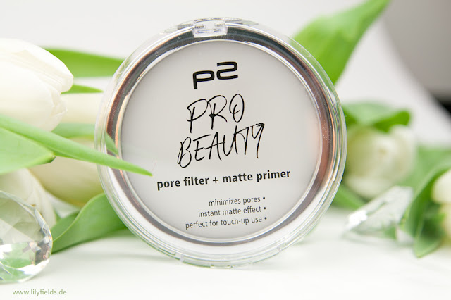 Pro Beauty Pore Filter + Matte Primer