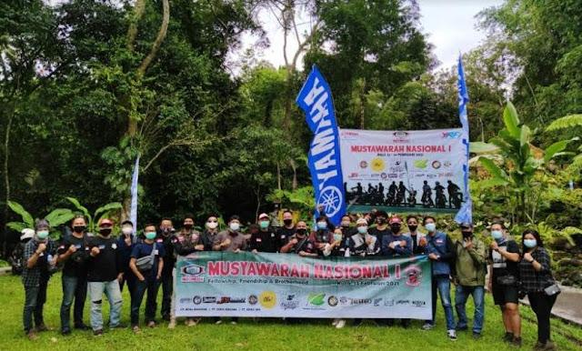 Munas XSR Indonesia Bali 2021