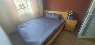 Phòng 1 giường lớn 2 người ở