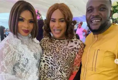 Faithia Balogun Makes First Appearance Weeks After Being Slapped By Remi Surutu