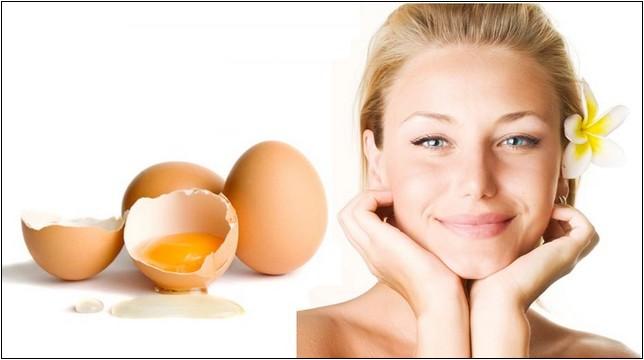 Hasil gambar untuk Mengencangkan Kulit Wajah dengan Masker Putih Telur