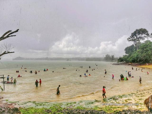 Pantai Dangas Batam