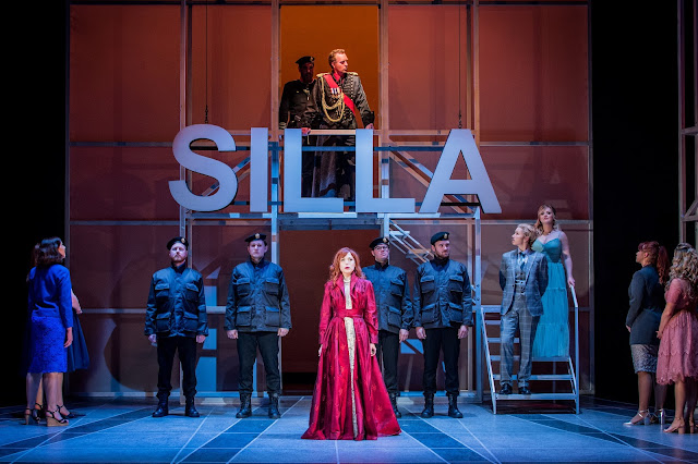 Mozart: Lucio Silla - Buxton Festival -  (Photo Robert Workman)