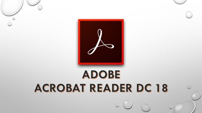 Adobe Acrobat Pro DC 2018 Trial Free Download - GaZ