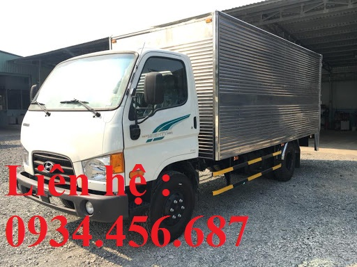 Hyundai 110sp thùng kín