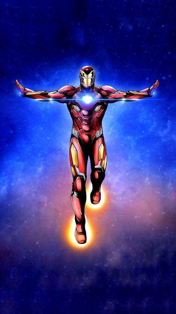 photo of iron man