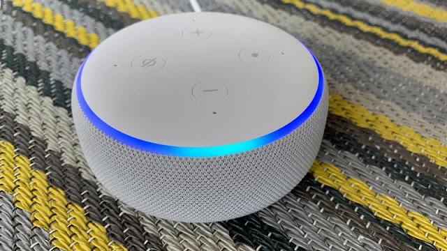 6. Amazon Echo Dot (3rd-gen)