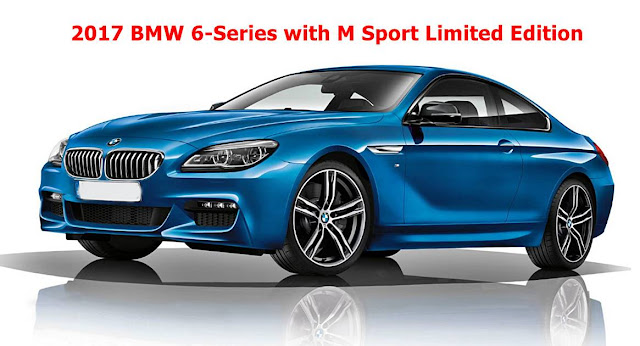 2017 BMW 6-Series with M Sport Limited Edition