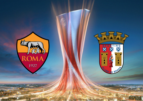 Roma vs Sporting Braga -Highlights 25 February 2021