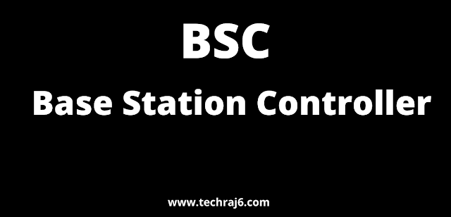 BSC full form, What is the full form of BSC