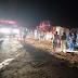 Acidente envolvendo três veículos deixa ao menos doze mortos na BR-101