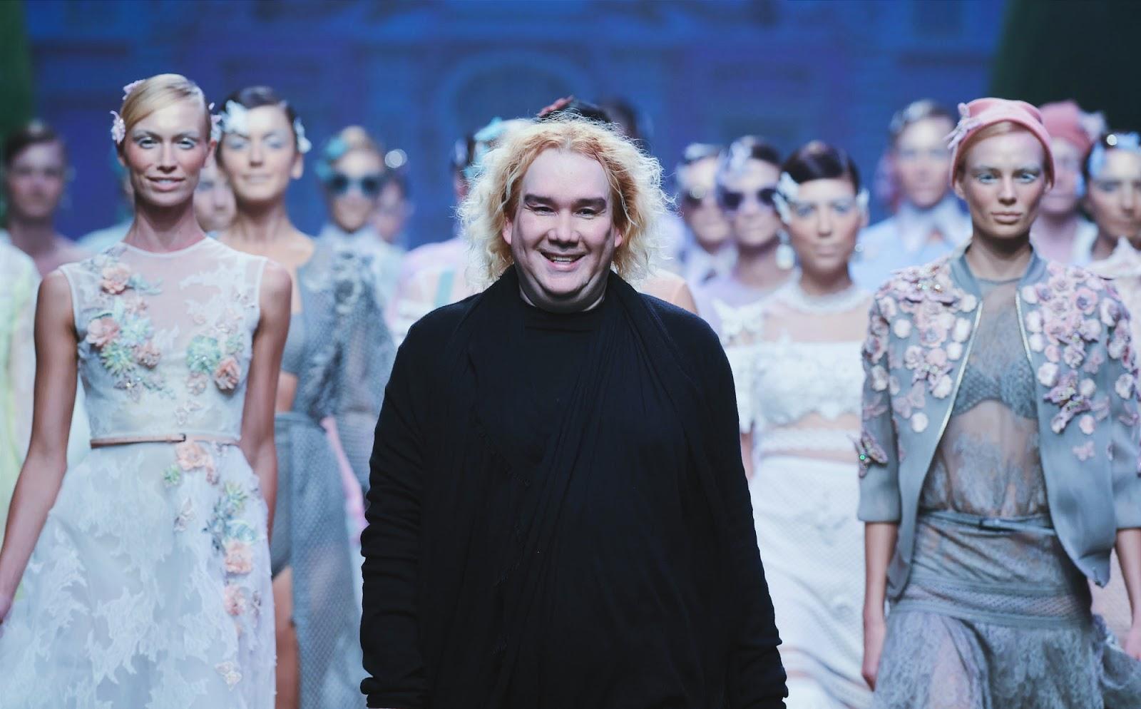 Amato Runaway Fashion Week Dubai UAE