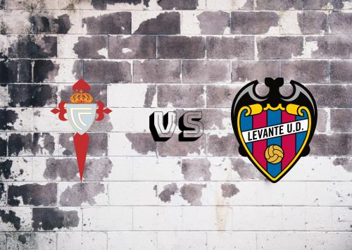 Celta de Vigo vs Levante  Resumen