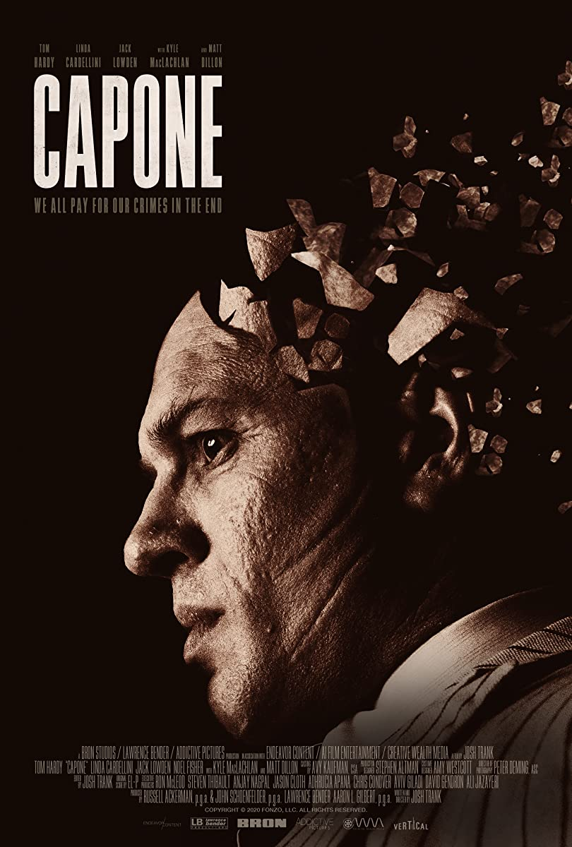 مشاهدة مشاهدة فيلم Capone 2020 مترجم