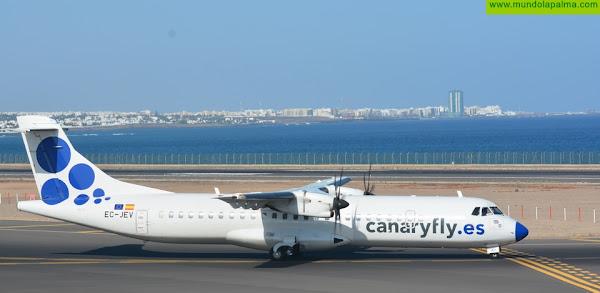 Canaryfly adelanta el verano con los billetes más baratos de su historia