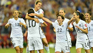 Us soccer women's team