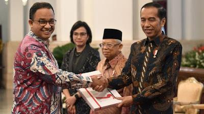 Menteri Jokowi Kompak Serang Anies