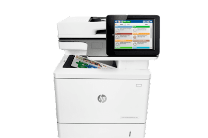 HP LaserJet MFC M681dh Drivers Download