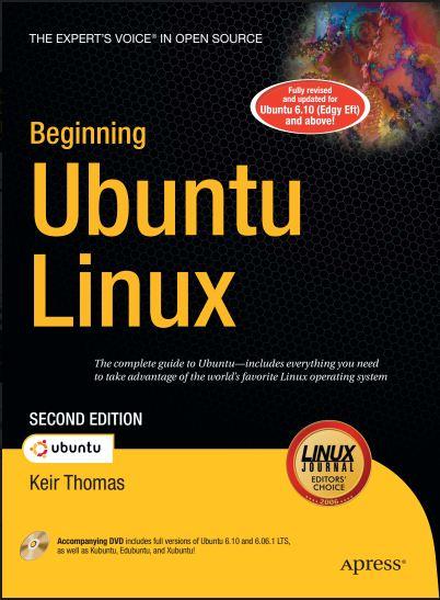 Beginning Ubuntu Linux Second Edition Keir Thomas