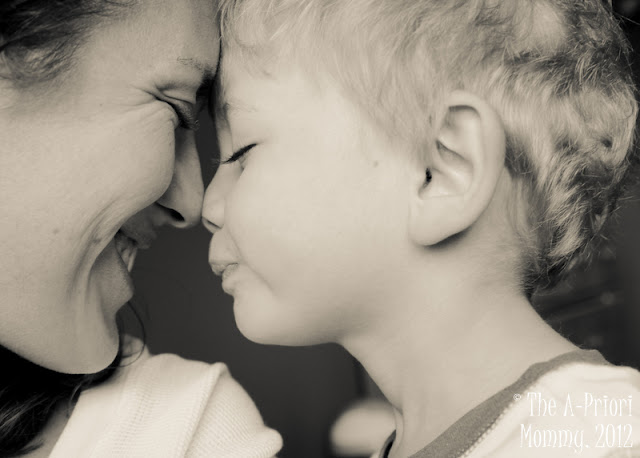 The A-Priori Mommy: Nose Kisses