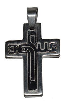 Jesus Christ Pendant for Men