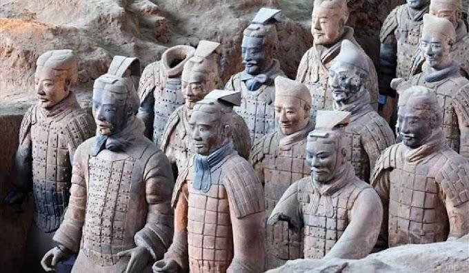Άλλα 200 αγάλματα του «Πήλινου Στρατού» έφεραν στο φως οι αρχαιολόγοι...