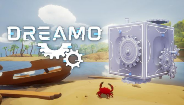 DREAMO is a mixture of an interactive three-dimensional quest with a first-person view, puzzle game and adventure.