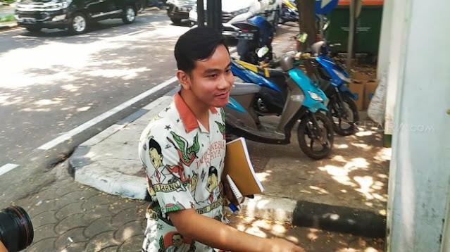 Belum Dilantik Jadi Wali Kota, Gibran Anak Jokowi Sudah Terkena Masalah Berat