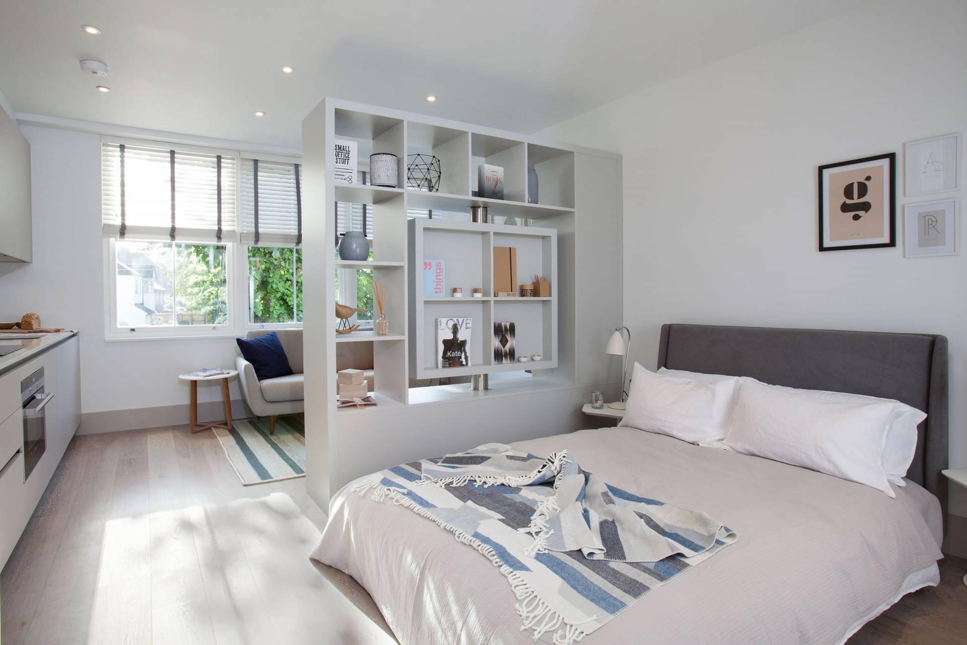 Phòng ngủ cạnh bếp 5
