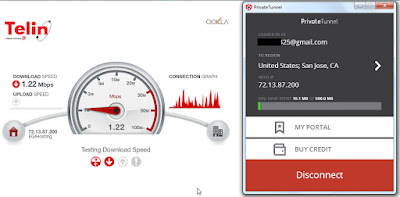 quota Unlimited 1 Tahun, server USA - New York, IP Private Tunnel,