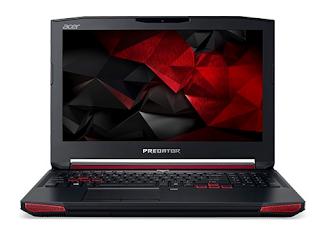 Acer Predator G9-591 Gaming Laptop Driver Download