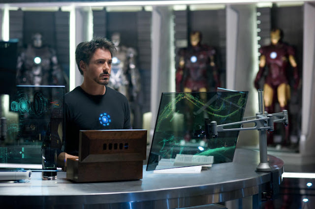 Robert Downey Jr. als Tony Stark