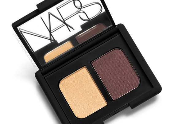 NARS Man Ray Eyeshadow Duo Montparnasse Review