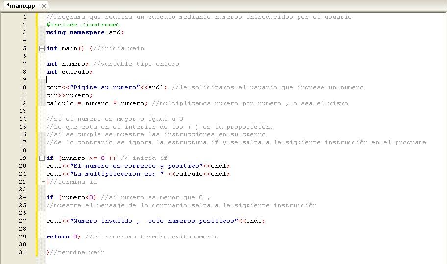 C Basico Lección 2 Estructuras De Selección If If Else