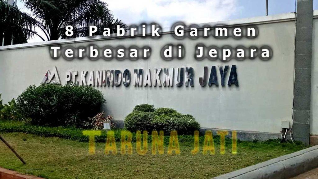 PT Kanindo Makmur jaya PT KMJ Jepara