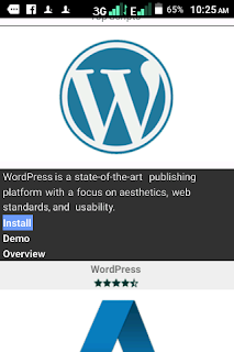 Namecheap WordPress installer