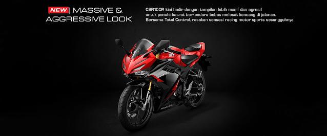 Spesifikasi CBR 150R 2021: Berikut Harga dan Fitur Barunya !!!